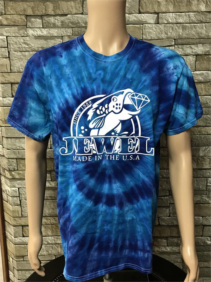 Jewel Tie Dye Shirt