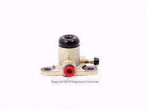 slave cylinder for disc type brake, LH R1, RH R2,