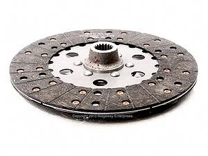organic clutch disc 11 diam. 280x28mm