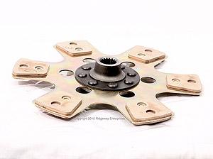 pressure plate 12 diam. 310mm