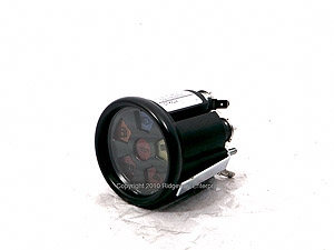 instrument of pilot lamps