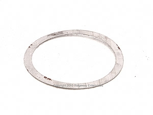 washer 80x90x0.2mm