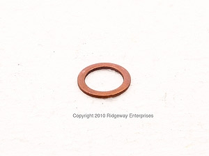 copper ring 14x20