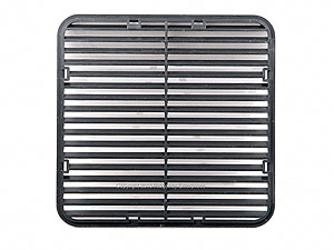 non detachable side grill LH or RH