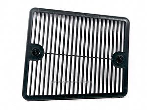 detachable LH plastic side grill