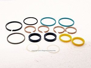 power steering cylinder seal kit for 4WD with Carraro axle