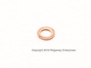 copper ring 6x10mm