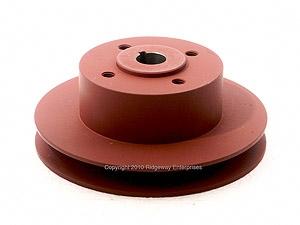 5.25 inch diameter pulley
