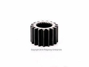 pinion gear, 25 splines for shaft 40mm O.D.