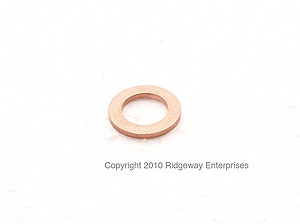 copper ring 10x16mm