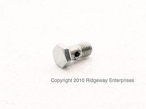 hollow bolt, 8x1mm