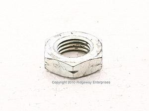 22mm nut (LH thread)