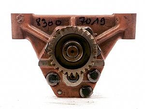 complete engine oil pump