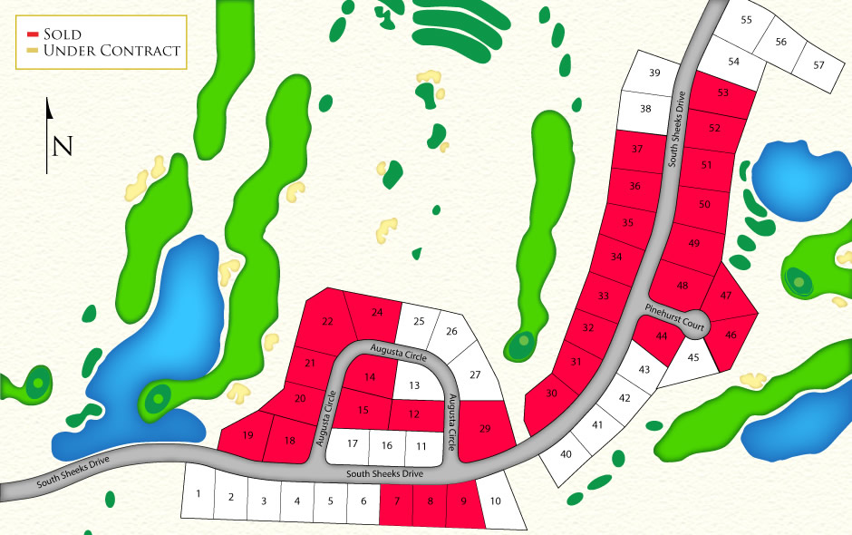 Big Creek Golf & Country Club Phase 1