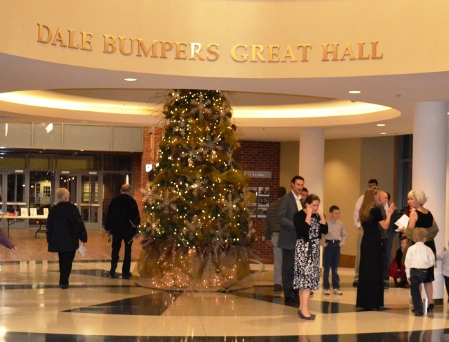 Dale Bumpers Great Hall
