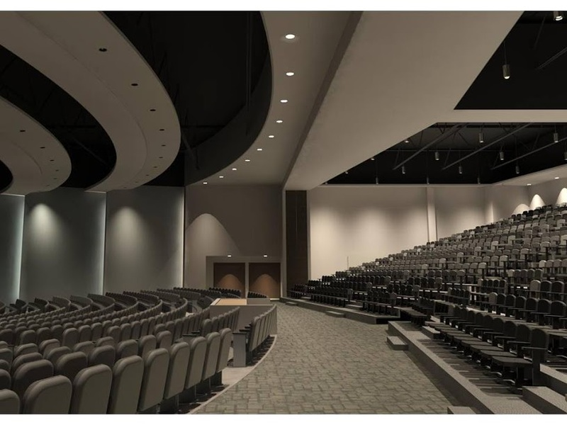Ed Coulter Performing Arts Center & Dykstra Stage