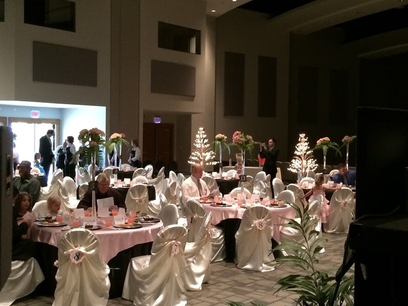McClure Convention Center (Banquet Rooms A & B)