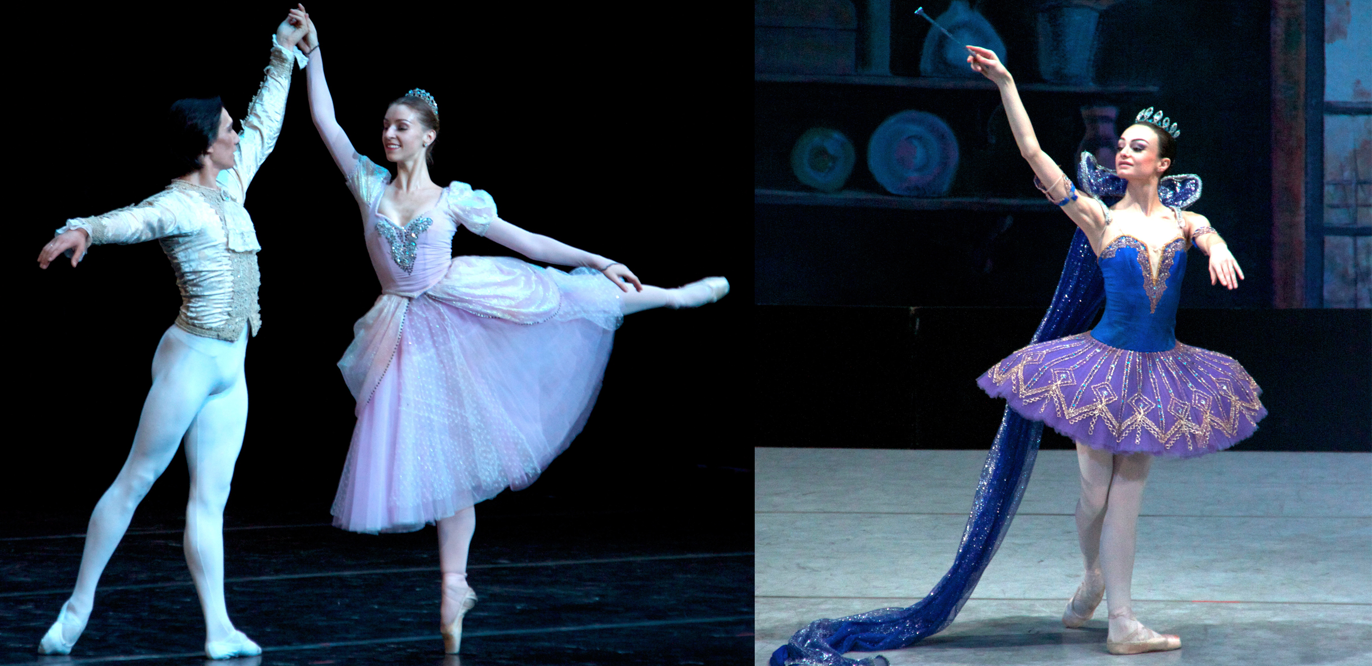 Russian National Ballet Theatre presents Cinderella
