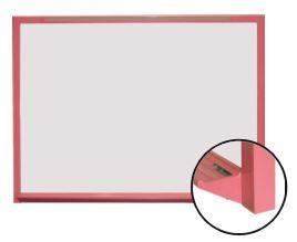SERIES 185 - Markerboards, Chalkboards & Tackboards