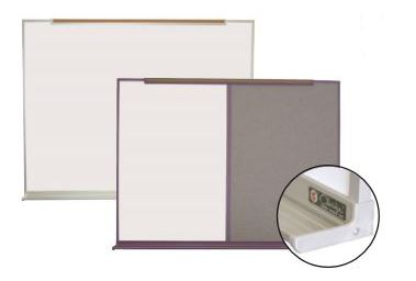 SERIES 4 - Markerboards, Chalkboards & Tackboards