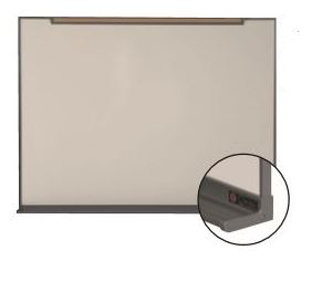 SERIES 8 - Markerboards, Chalkboards & Tackboards