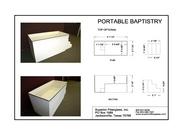 Baptistries