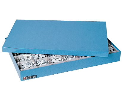 DIRECTORY LETTER STORAGE BOXES - No Letters Included