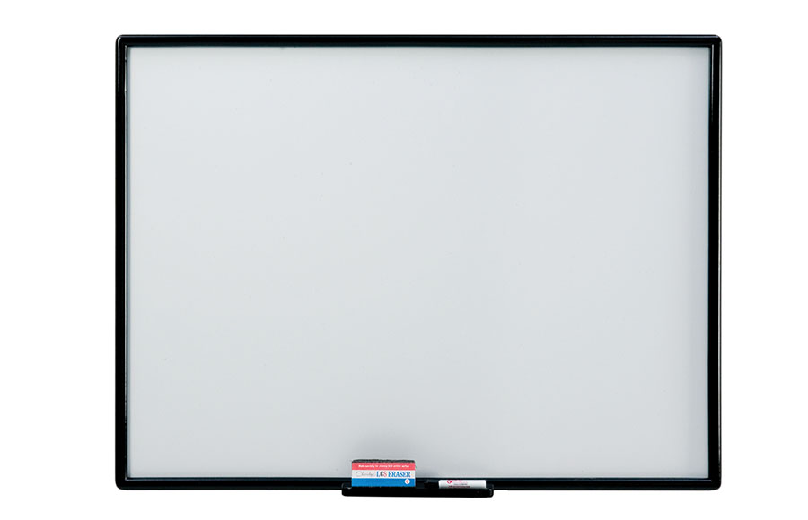 2500 SERIES - Dry Erase Markerboard with 1