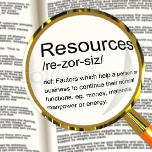 RESOURCE ORGANIZATIONS