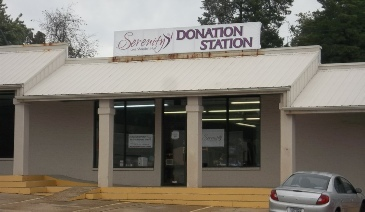 THE DONATION STATION