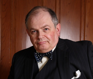 Gaston Lecture: Churchill, A one-man play by Andrew Edlin