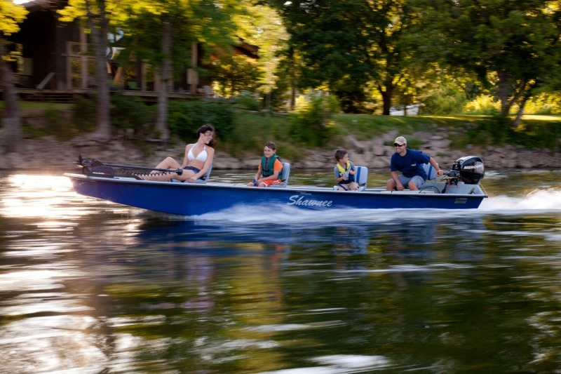 Exclusive Mercury Dealer   River Boats   Supreme, Shawnee ...
