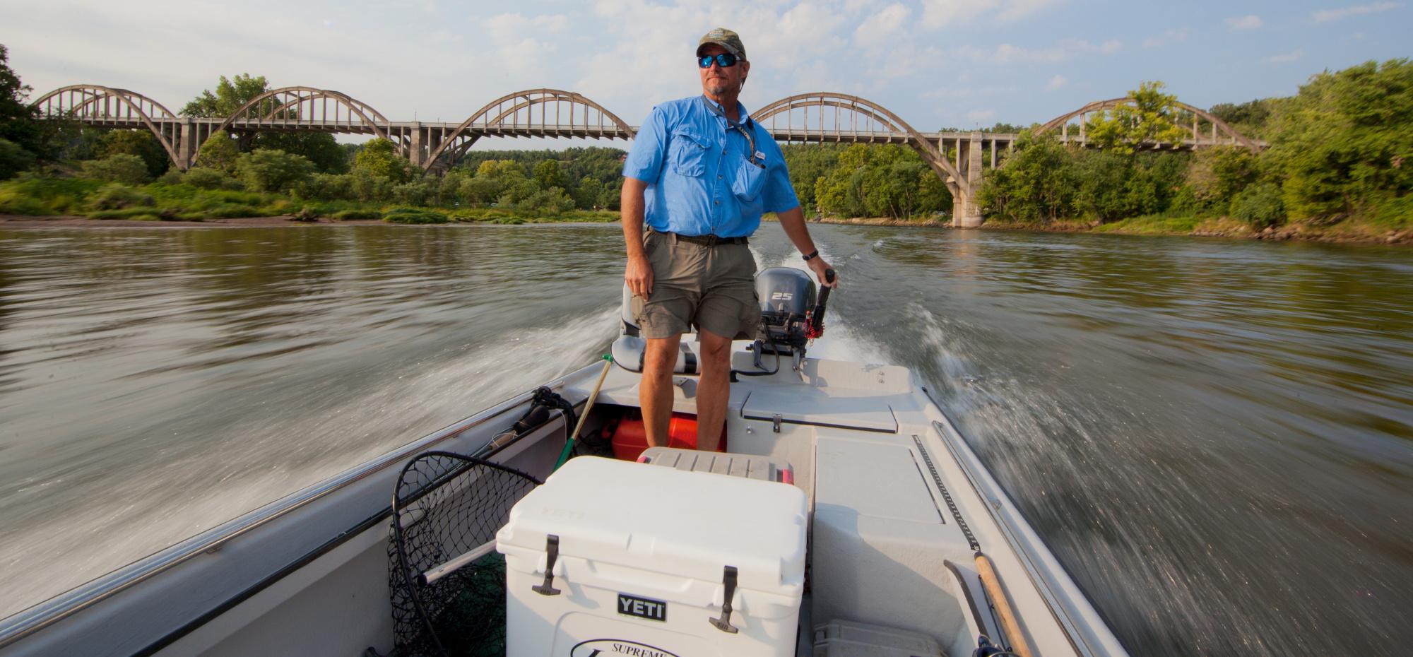 Shawnee, Supreme & Predator Boats