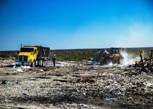 Landfill Topographic and Quantity Services