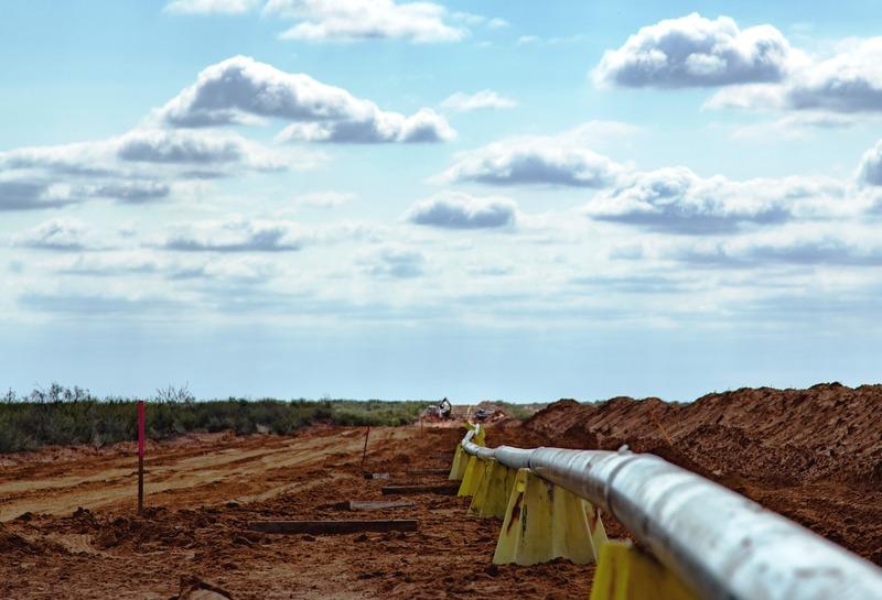 Pipeline Bounday Survey, Loving & Winkler County, Texas