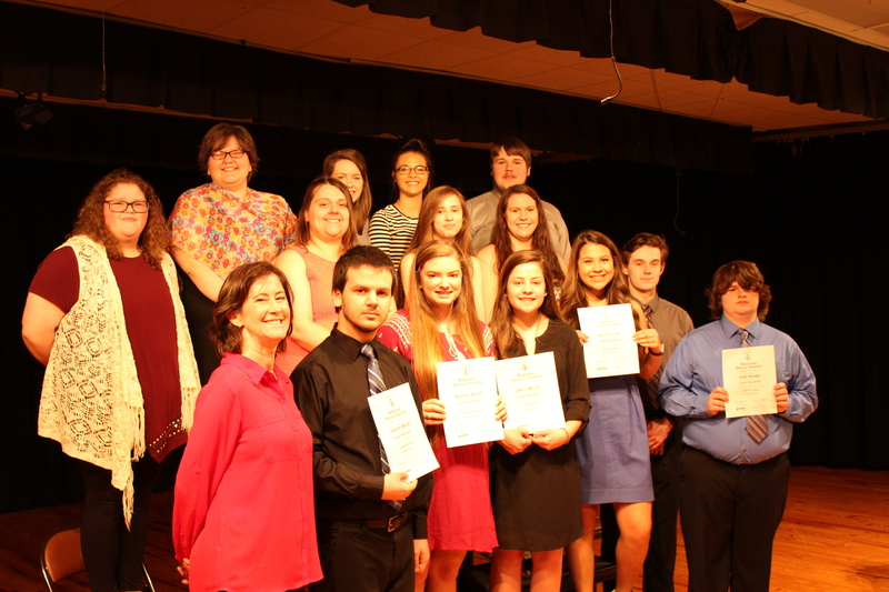 NHS (National Honor Society)