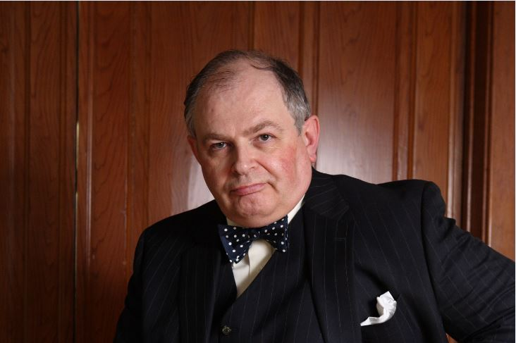 Churchill: A One-Man Play by Andrew Edlin