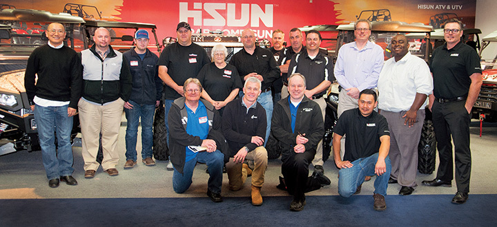 HISUN upgrades parts lookup software for dealers