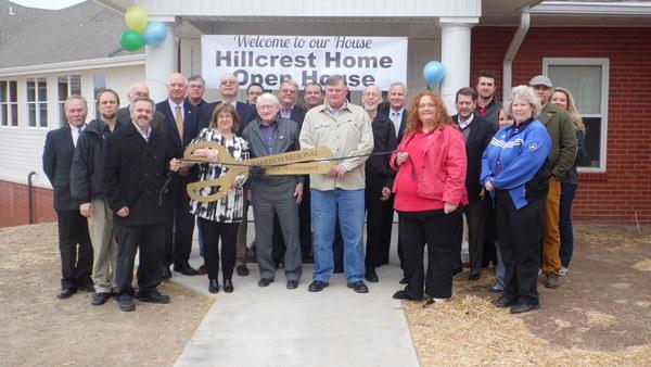 Hillcrest Home Ribbon Cutting | Harrison, Arkansas Chamber