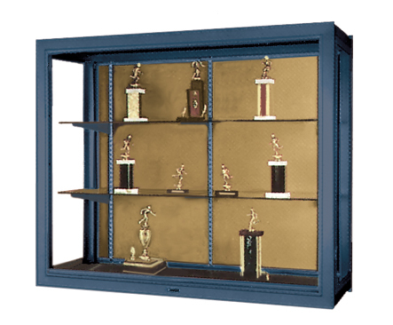 PREMIERE - Wall Mounted Display Case (Div10)