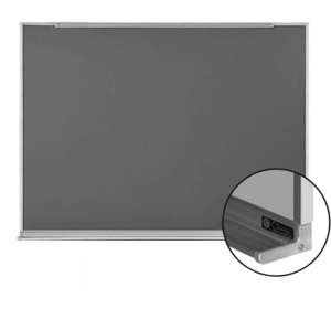 Markerboards, Chalkboards, & Tackboards
