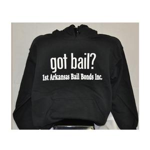 Got Bail? - Hoodie/Black