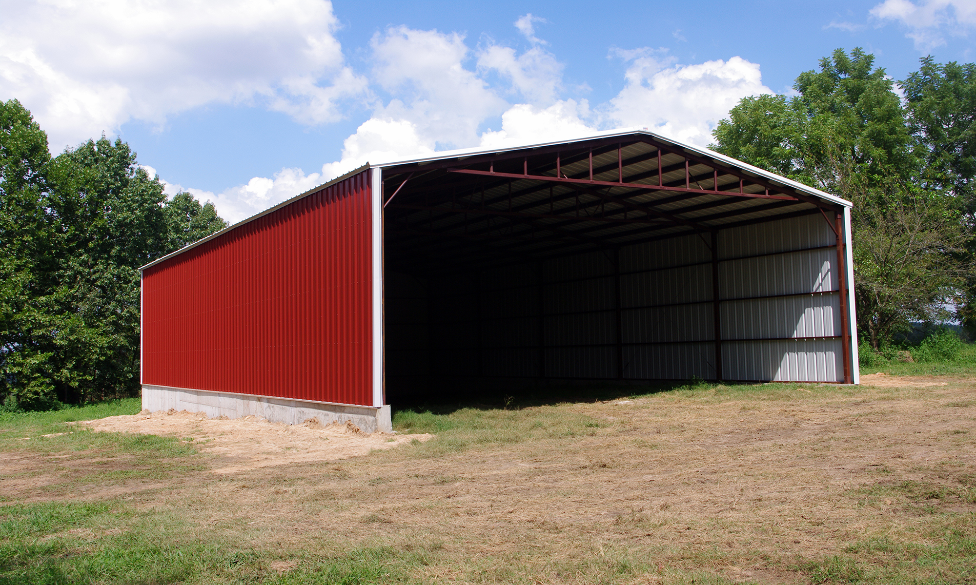Global steel buildings diy steel building kits for Detached garage cost estimator