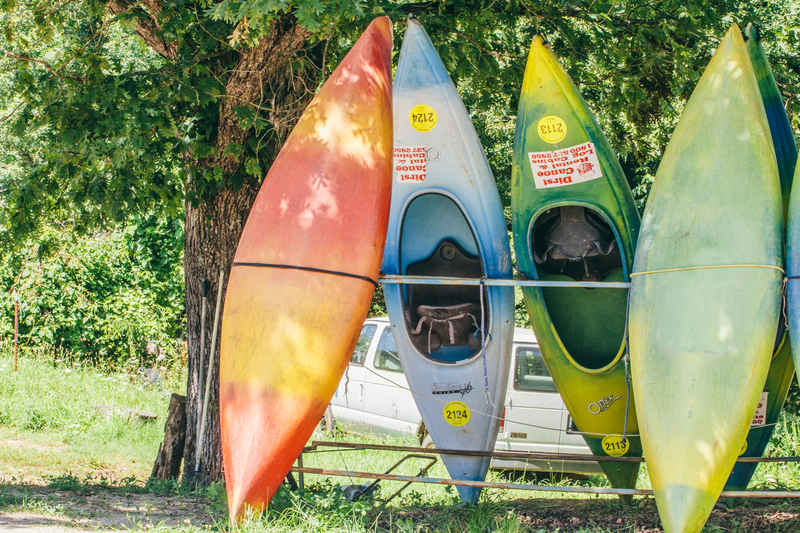 WHAT YOU CAN DO WHEN YOU VISIT DIRST CANOE