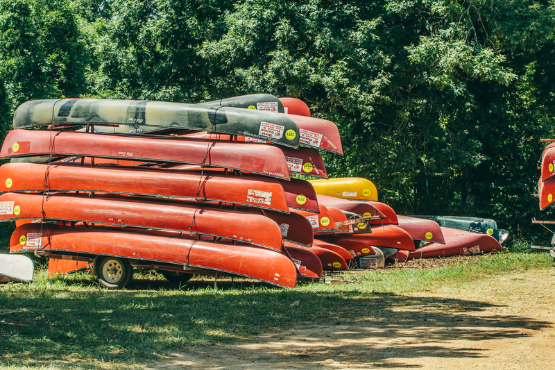 5 THINGS TO DECIDE BEFORE TAKING A FLOAT TRIP DOWN THE BUFFALO RIVER