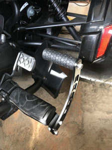 CAN-AM SPYDER SF3-FR Foot Rest Highway Road Pegs