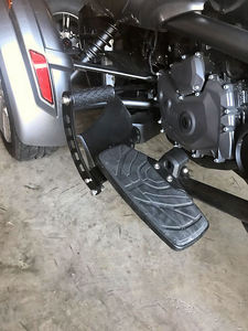 CAN-AM SPYDER SF3-FB Floor Board Highway Road Pegs