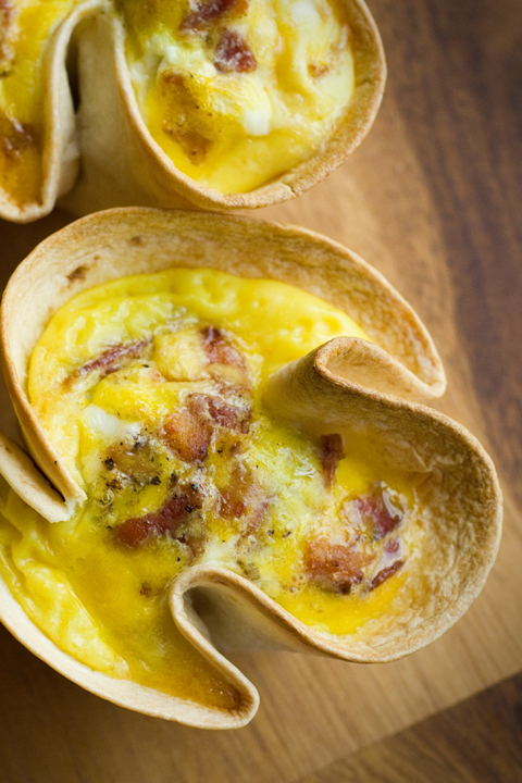 Breakfast Nests