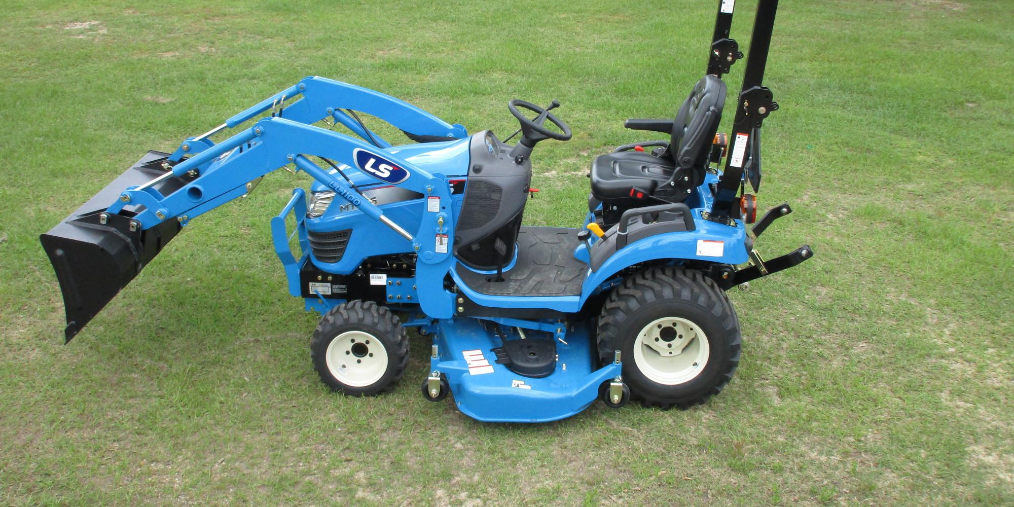 Tractors Unlimited | Tractor Sales & Service | Hattiesburg, MS