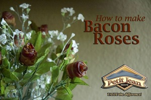 Bacon Roses Tutorial